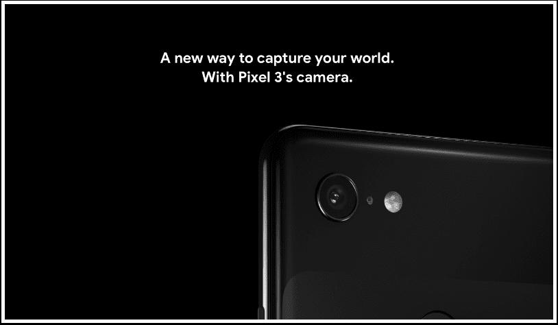 Google Pixel 3 Just Announced!