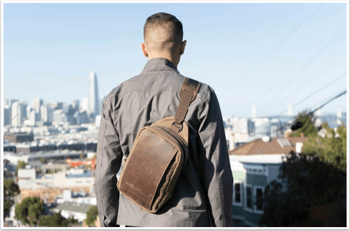 WaterField Debuts Sutter Tech Sling for New Apple iPad Pros and New MacBook Air