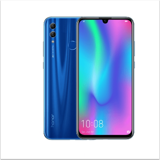 HONOR 10 Lite phone launches with dazzling design and AI front camera