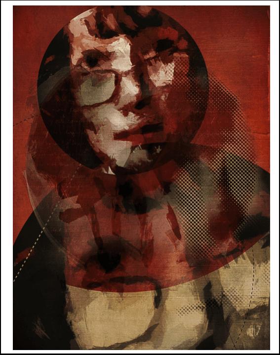 Mobile Photography & Art – Portrait of an Artist – Seeing Through The Eyes of Meri Walker