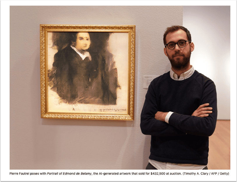 Will AI-generate Art Excitement, or Fail To?