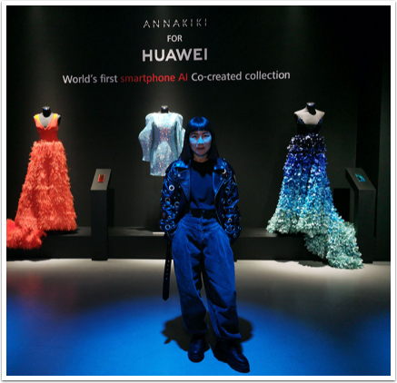 Huawei Presents the First Ever AI Driven Fashion Collection