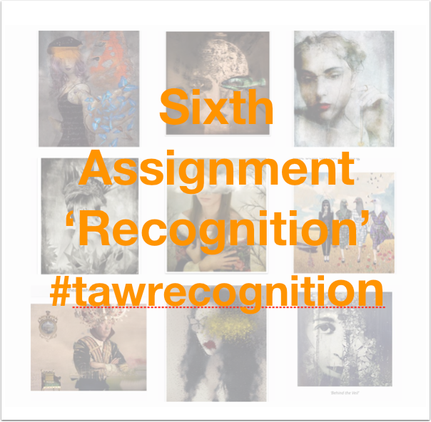 Sixth New Assignment Announced 'Recognition' for our Forthcoming Book 'Away with Words'