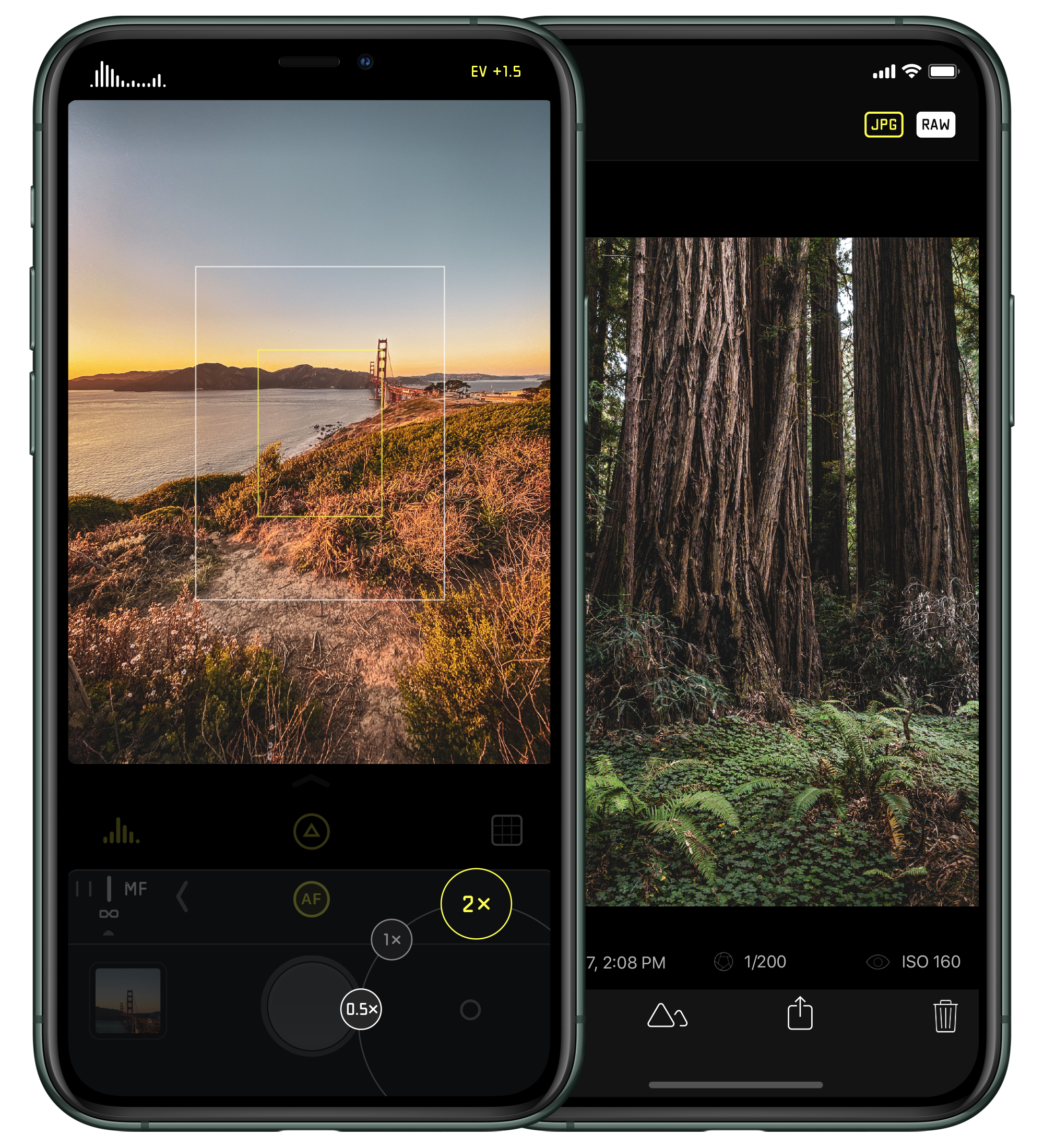 Mobile Photography – Halide Camera App Updated for iPhone 11 and iPhone 11 Pro