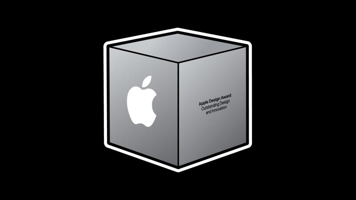 Apple Design Award Graphic